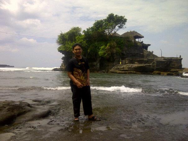 Jalan Jalan Ke Tanah Lot Bali