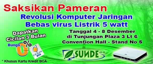 Pameran Komputer Dan Gadget APKOM Year End Sale 4 - 8 Desember 2013