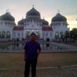 Saat Magrib Di Banda Aceh
