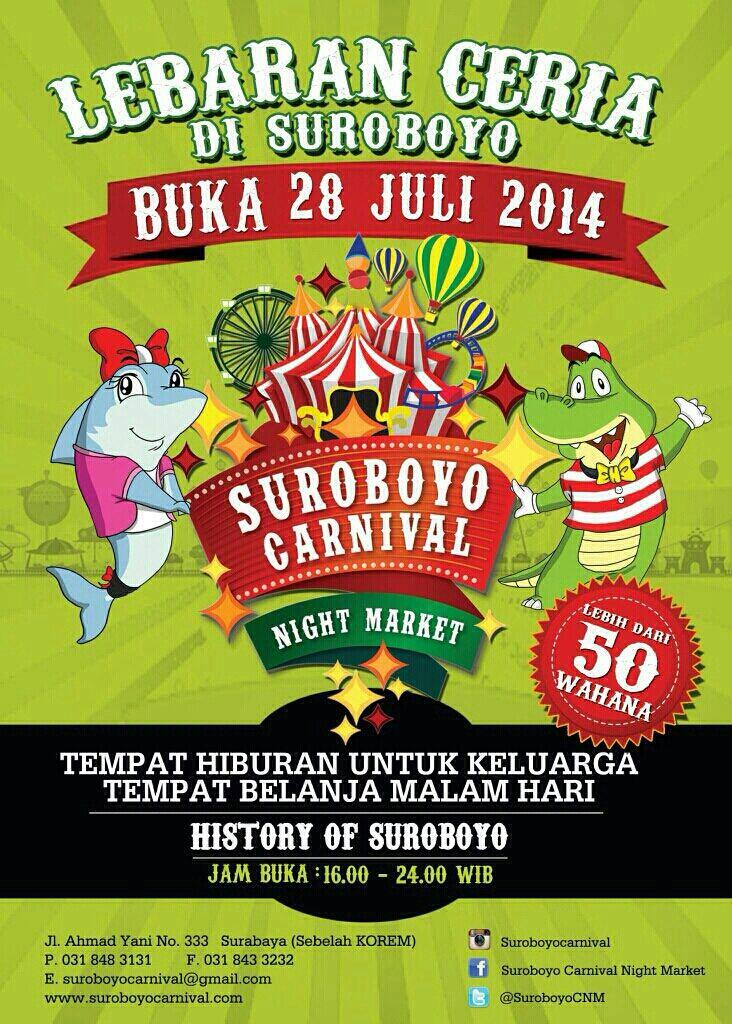 Surabaya Carnival Night Market