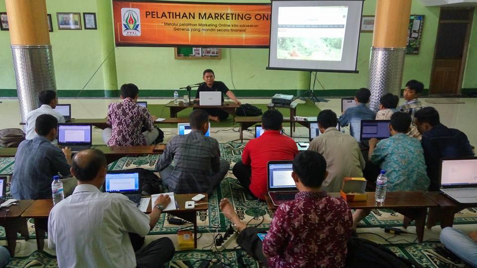 Pelatihan Marketing Online 30 - 31 Januari 2016