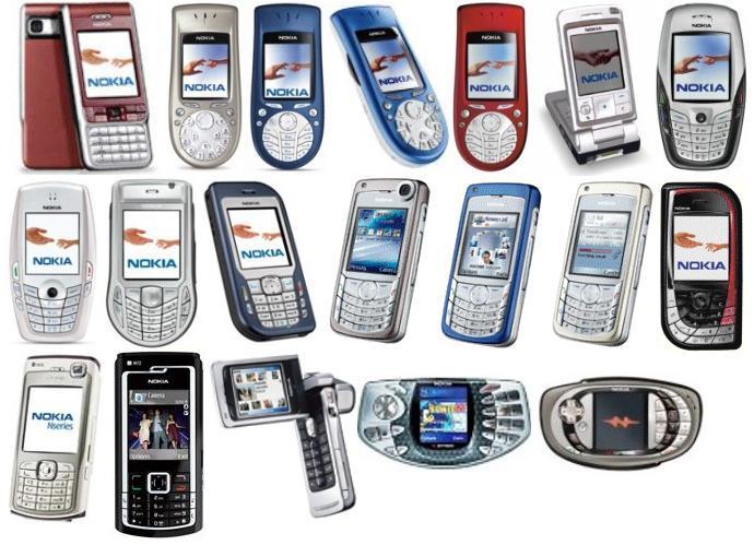 Seri HP Nokia