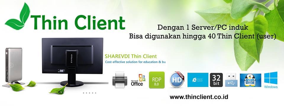 Keuntungan Thin Client bagi Pengguna Komputer
