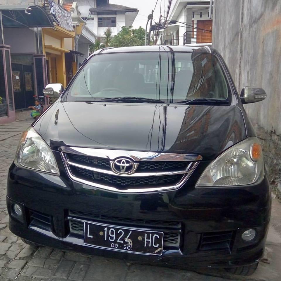 Berkendaraan Enak dan Nyaman dengan Toyota Avanza tipe G 2011