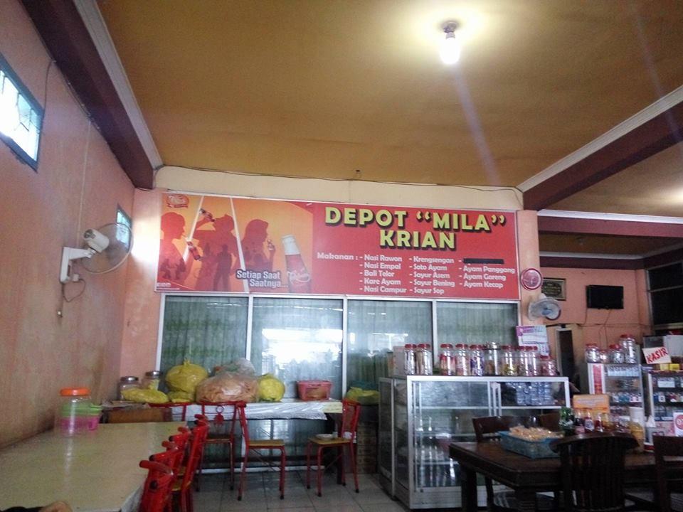 Nikmatnya Rawon Daging Depot Mila Krian Sidoarjo