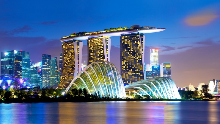 Marina Bay Sands YourSingapore dot Com