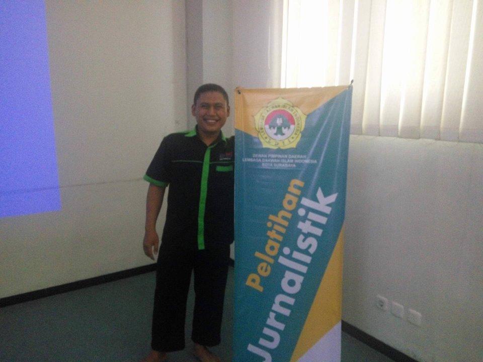 Pelatihan Jurnalistik LDII Kota Surabaya 2016