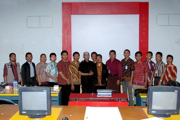 Pelatihan Membuat Blog Gratis di Mojokerto Tahun 2011