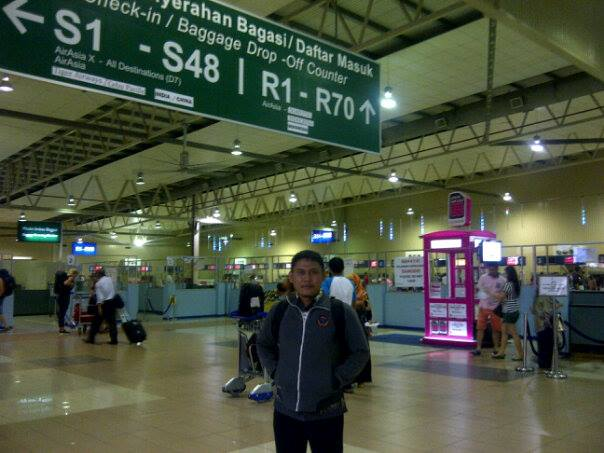Perjalanan Ke Malaysia