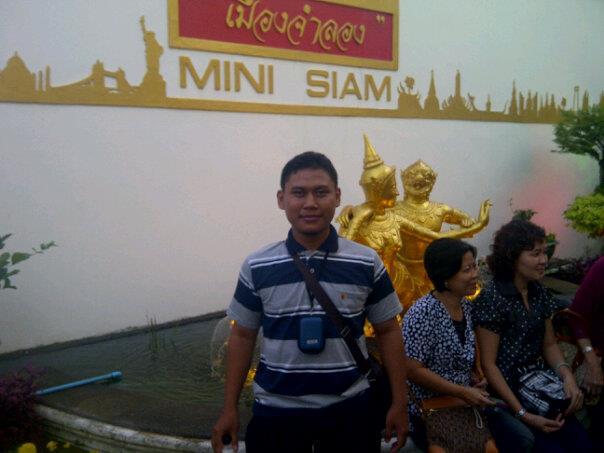 Perjalanan ke Thailand