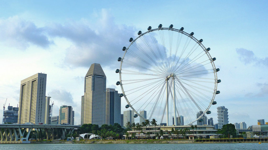 Singapore Flyer Fool dot sg