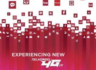 Telkomsel 4G