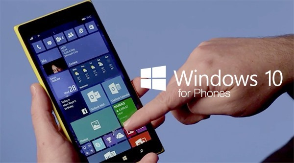 Windows Phone 10