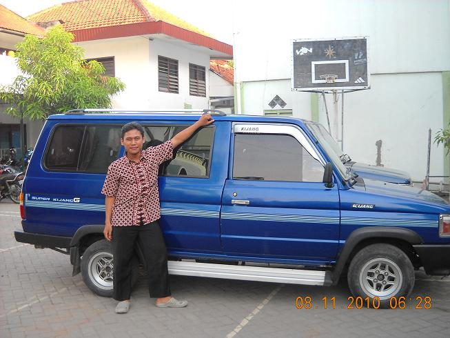 Foto Bersama Toyota Super Kijang Super Tahun 2010