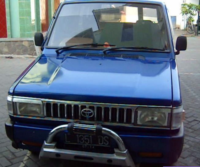 Toyota Super Kijang Super Tahun 91