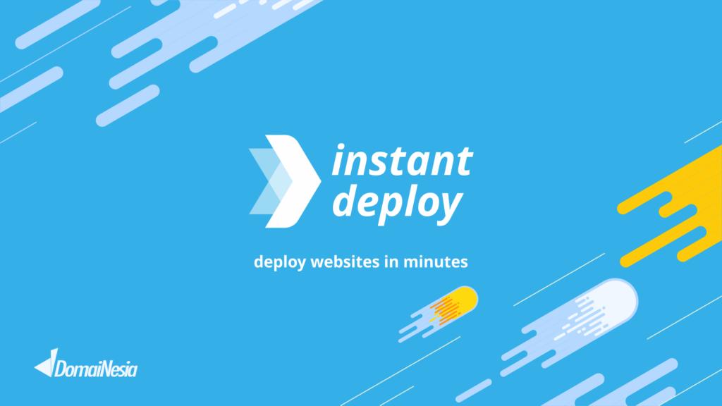 Instant Deploy