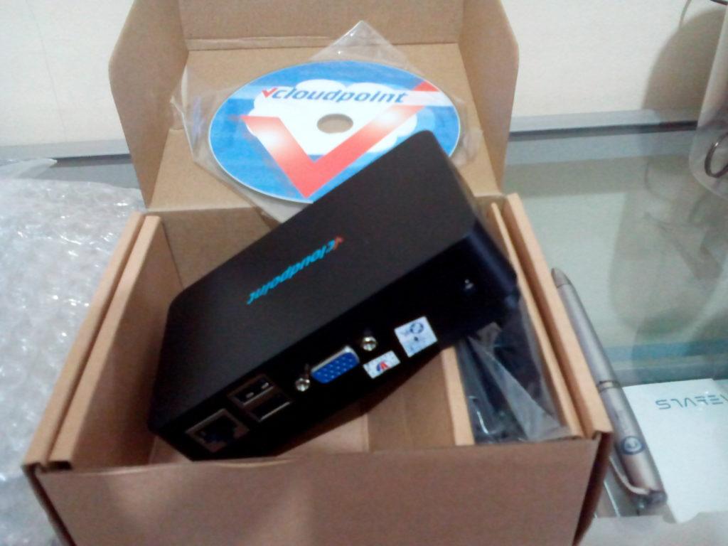 vCloudpoint Zero Client S100 Lengkap
