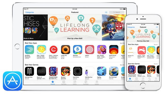 Apple iPhone Asli Hanya Terhubung Dengan App Store