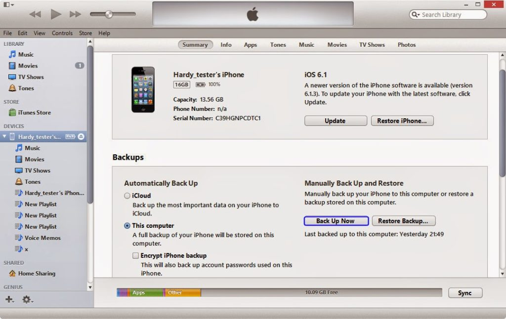Apple iPhone Asli Terdeteksi Oleh iTunes