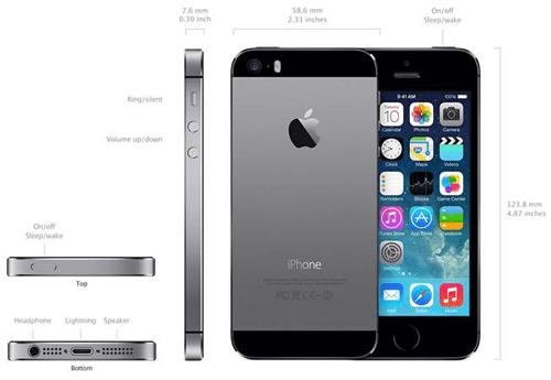 Apple iPhone yang Asli yang Menggunakan Material Kelas Premium