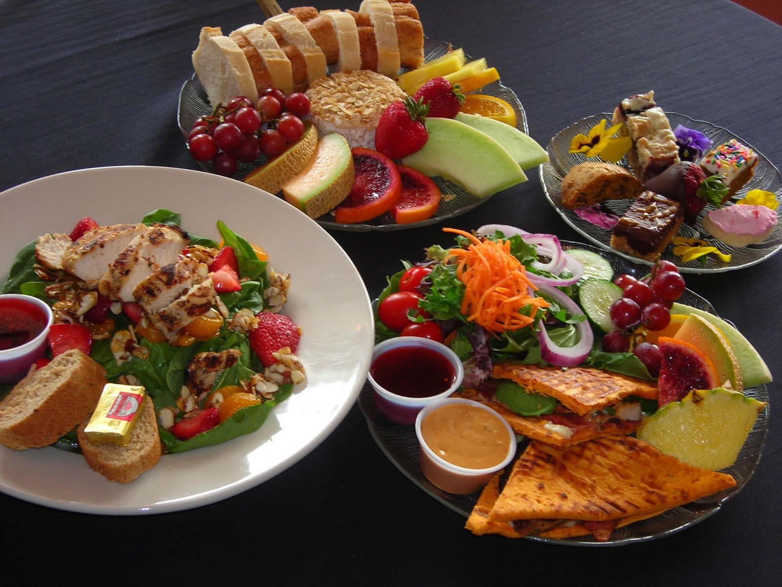 Makanan Berkabohidrat Kompleks Dan Protein Tinggi