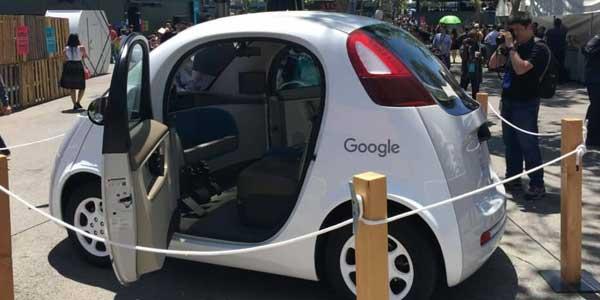 Mobil Weymo Masih Berada Di Amerikat Serikat Saja