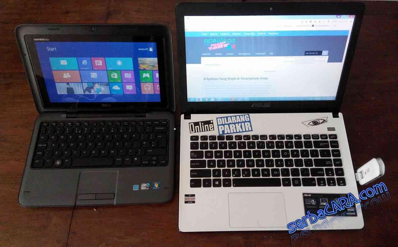 Pilih Mana Laptop Atau Notebook?