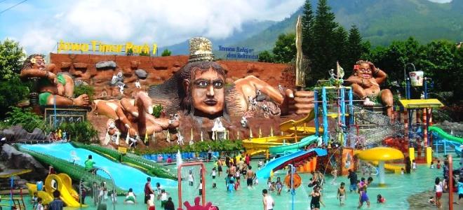 Kolam Renang Jatim Park 1