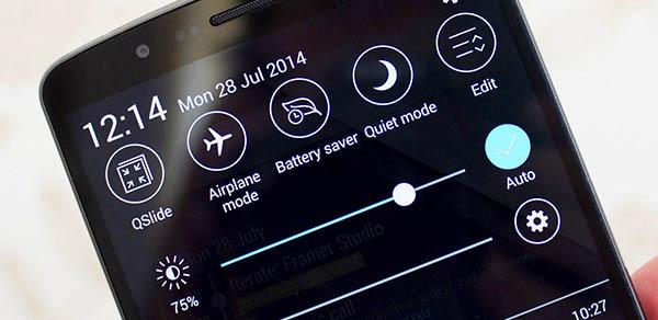 Reendahkan Cahaya Layar Smartphone mu