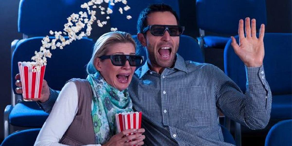 10 Tips Mengatasi Rasa Takut Saat Nonton Film Horor