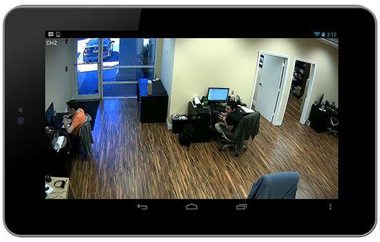 Tablet Untuk CCTV