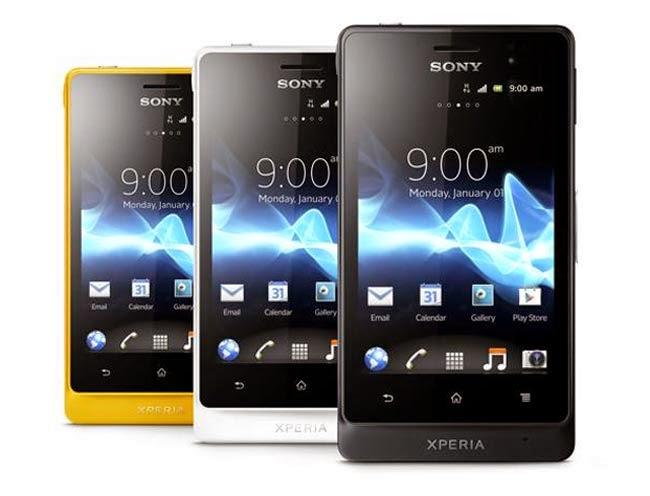 Produk Smartphone Jepang