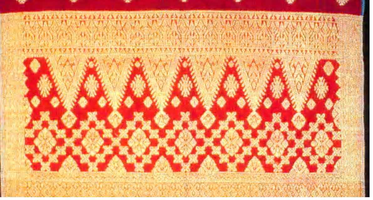 Kain Songket Minangkabau