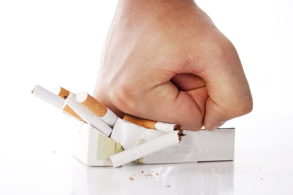 Matikan Rokok Sebelum Rokok Mematikan Kamu