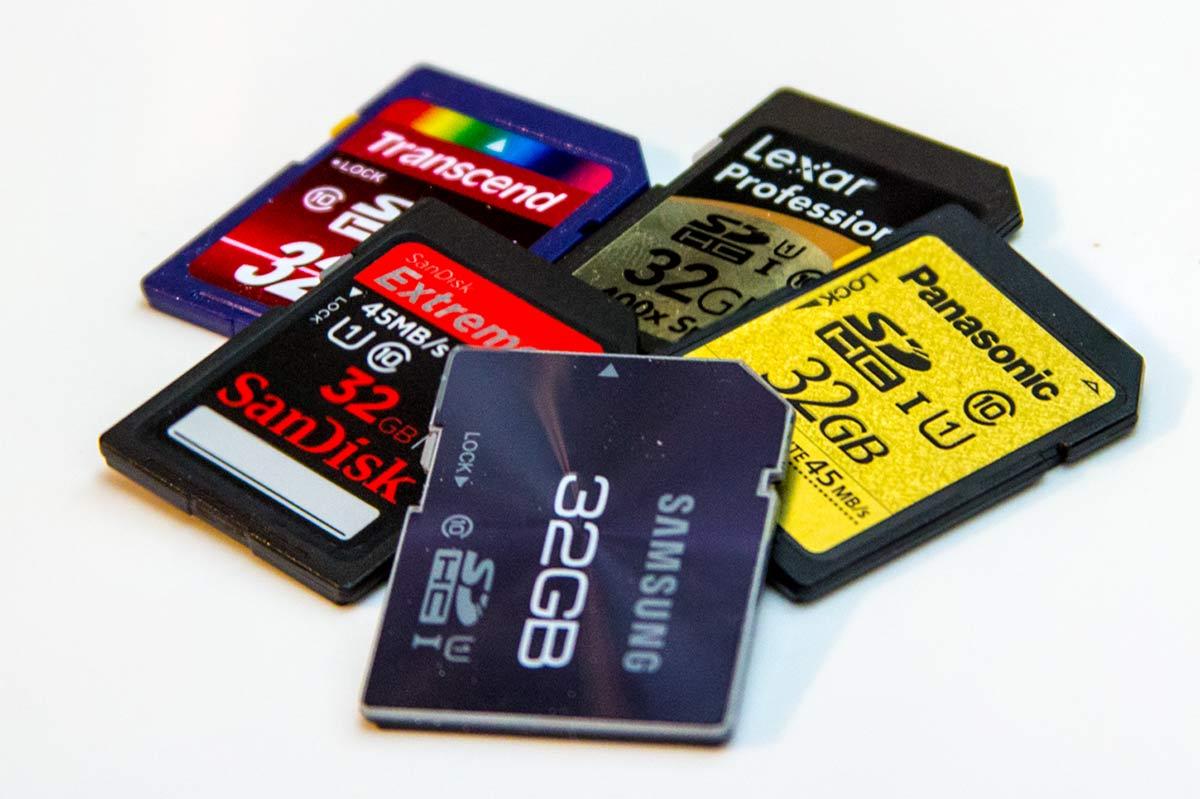 Perbaiki Memory Card
