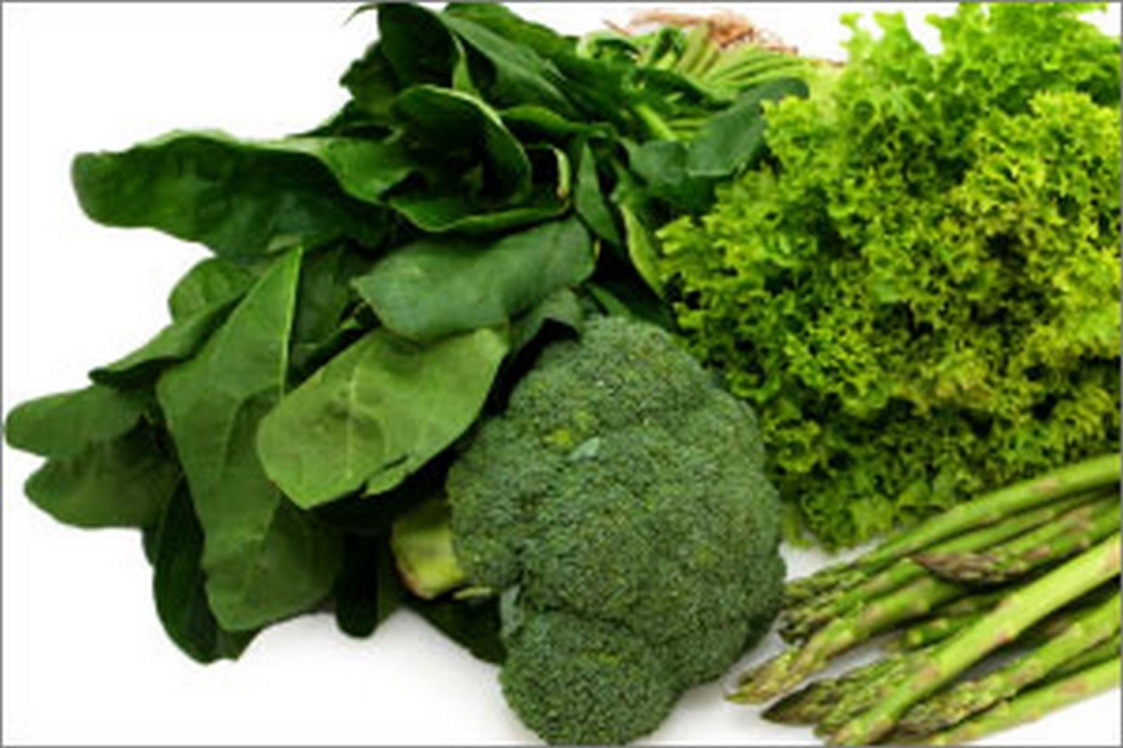 Sayuran Hijau Ribuan Manfaat