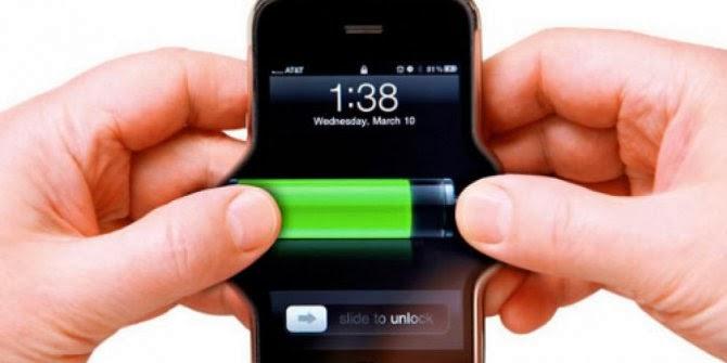 Ingin Menghemat Daya Smartphone mu?