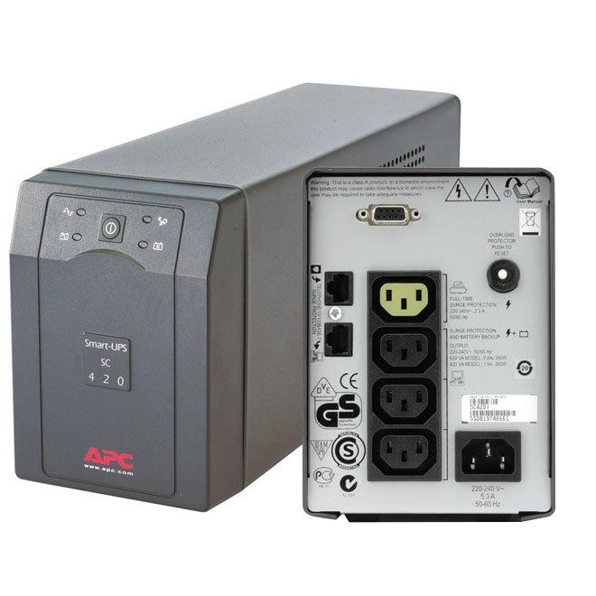 Input Output UPS