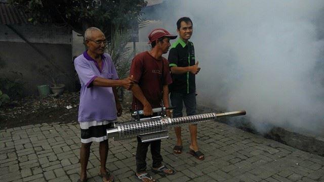Distributor Alat Fogging Murah di Surabaya