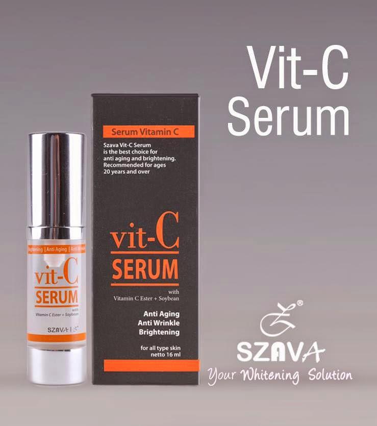 Manfaat Szava Kosmetik Vit C Ester Serum