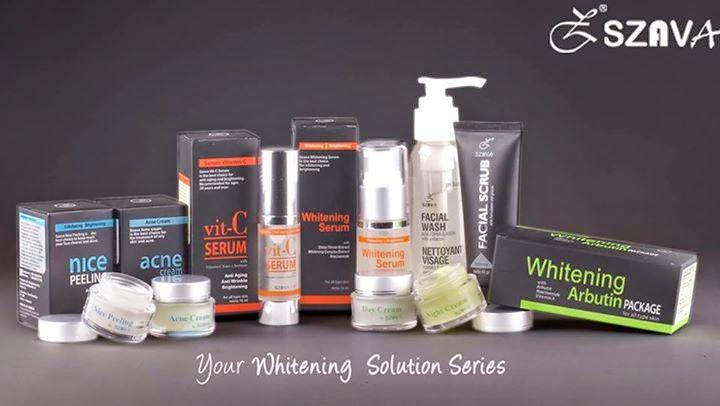 Paket Lengkap Szava Cosmetics