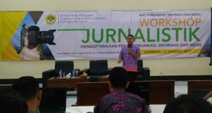 Kisah Unik di Workshop Jurnalistik LDII Jawa Timur 2017