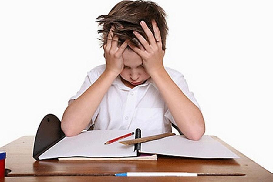 Atasi Stres Pada Anak