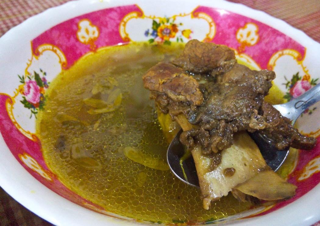 Bebalung Makanan Khas Lombok