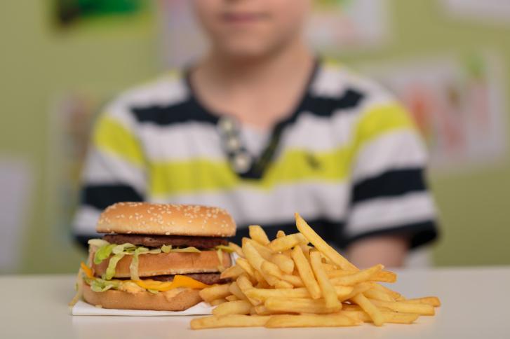 Hindari Anak Makan Junk Food
