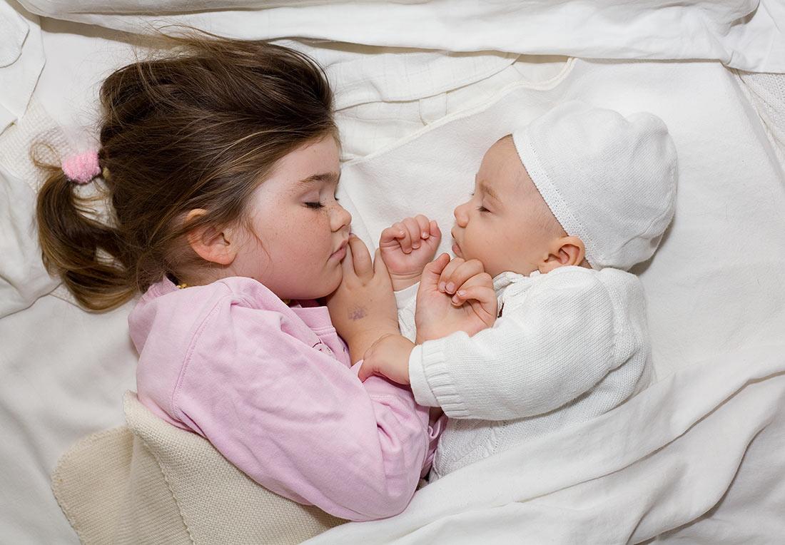 Jam Tidur Anak yang Konsisten