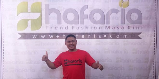 Owner Hafaria Shop