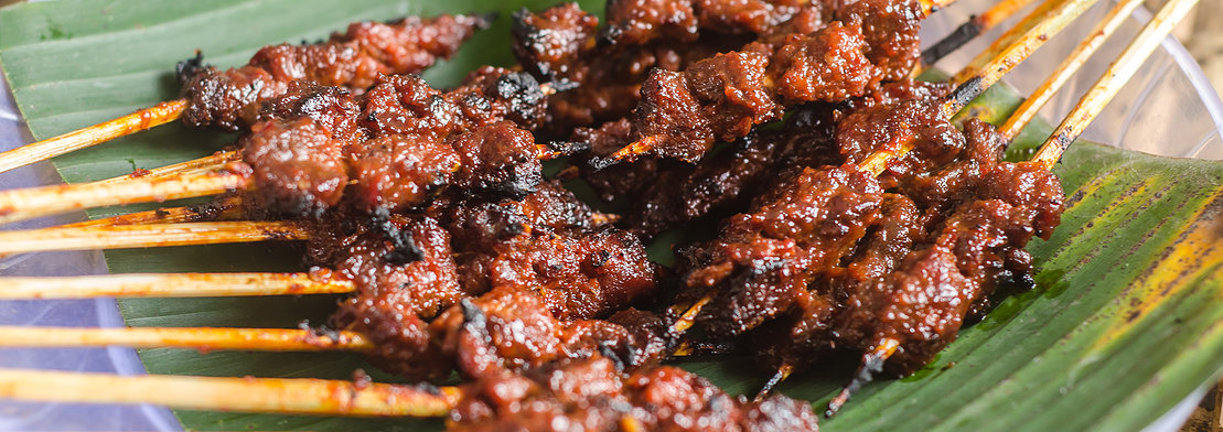 Sate Rembiga Makanan Khas Lombok