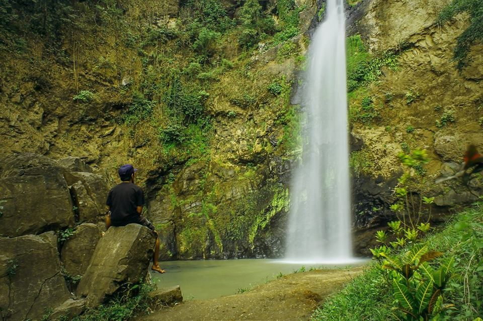 Air Terjun Tiu Pupus, Genggelang, Gangga, Lombok Utara