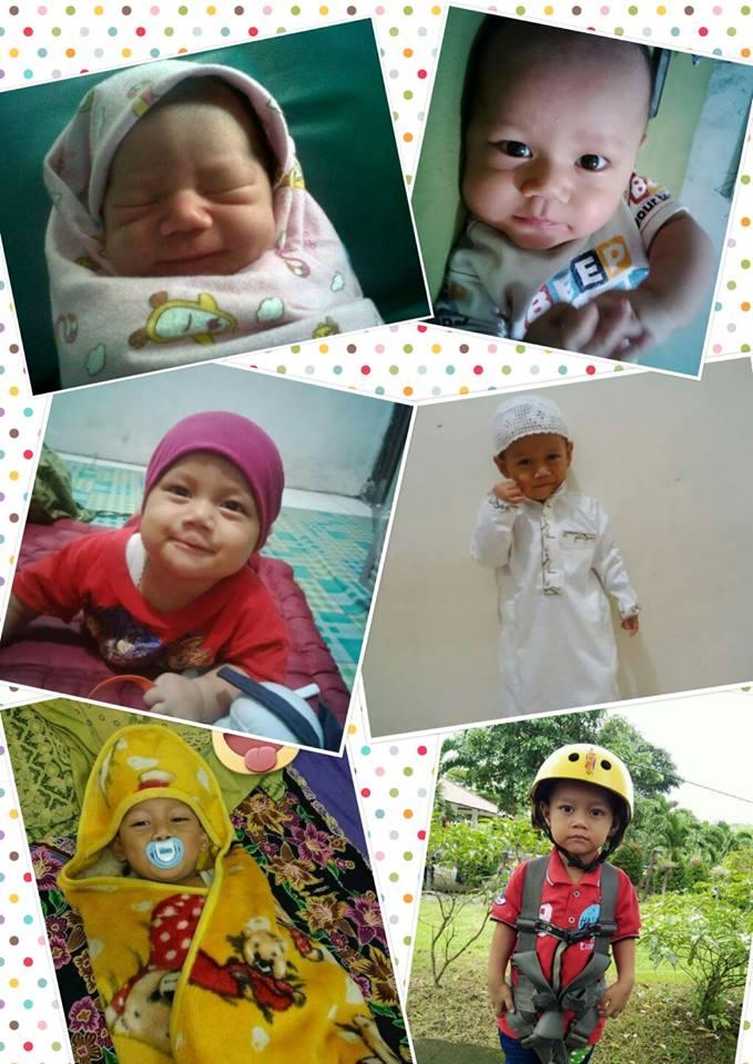 Hasan Fatchurriqil Ula Umur 3 Tahun